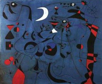 Сюрреалистическое искусство Жоан Миро (Joan Miro) 21