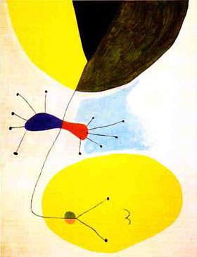Сюрреалистическое искусство Жоан Миро (Joan Miro) 4