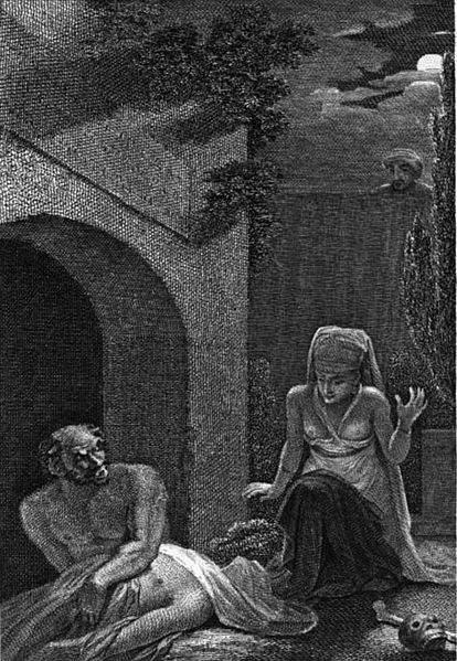 «Тысяча и одна ночь», 1840 год
