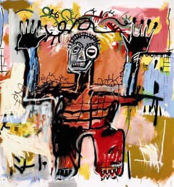 Уличное искусство Жан-Мишель Баския (Jean-Michel Basquiat) 12