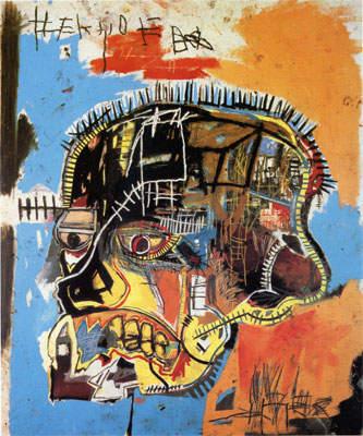Уличное искусство Жан-Мишель Баския (Jean-Michel Basquiat) 13