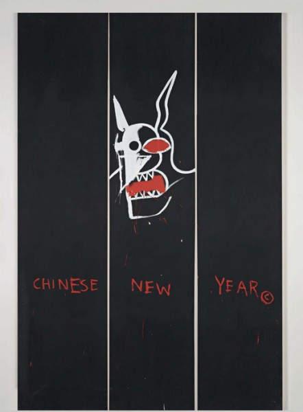 Уличное искусство Жан-Мишель Баския (Jean-Michel Basquiat) 14