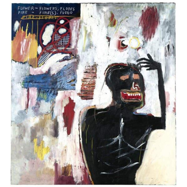 Уличное искусство Жан-Мишель Баския (Jean-Michel Basquiat) 15