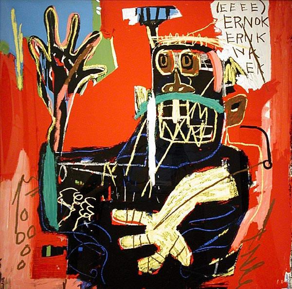 Уличное искусство Жан-Мишель Баския (Jean-Michel Basquiat) 5