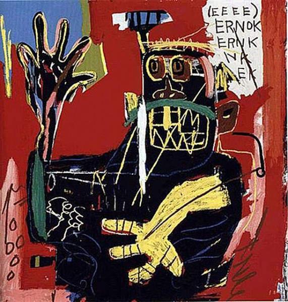 Уличное искусство Жан-Мишель Баския (Jean-Michel Basquiat) 8