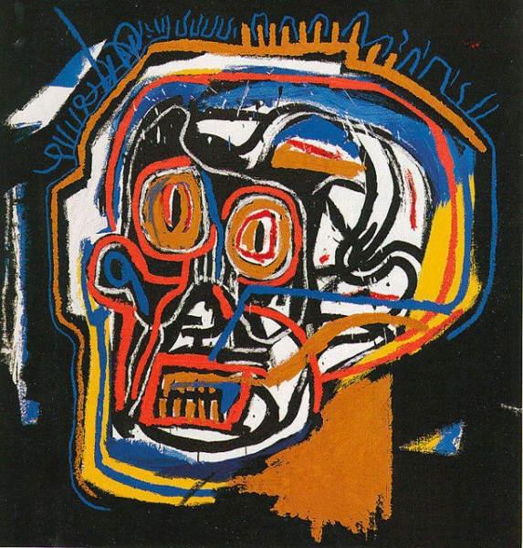 Уличное искусство Жан-Мишель Баския (Jean-Michel Basquiat) 9