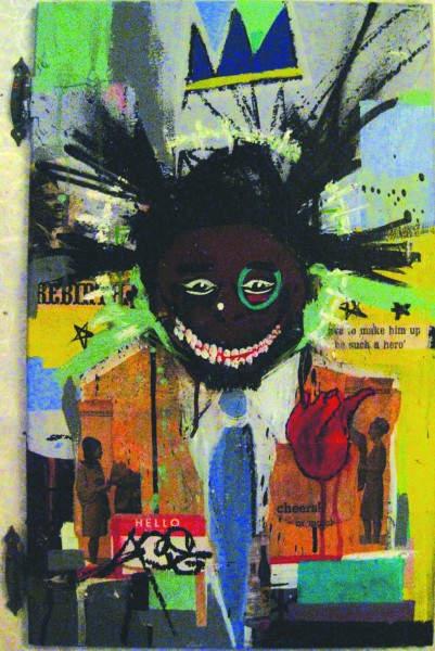Уличное искусство Жан-Мишелm Баския (Jean-Michel Basquiat) 3