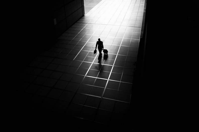 Волшебство композиционных линий в фотографиях Джуничи Хакояма (Junichi Hakoyama)