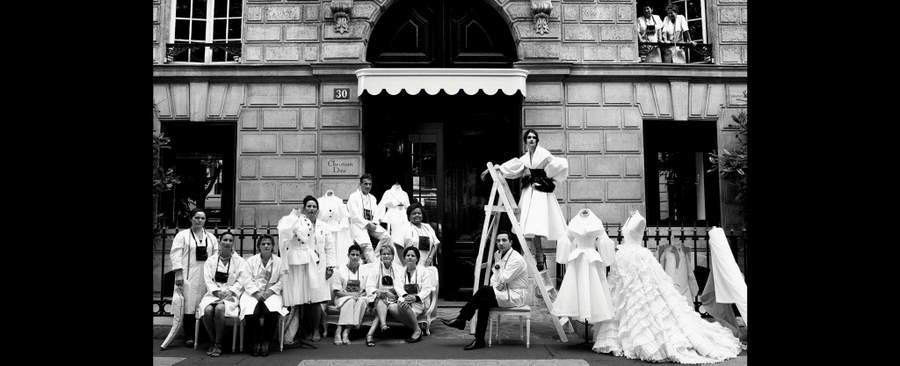 110 лет Кристиан Диор (Christian Dior) 14