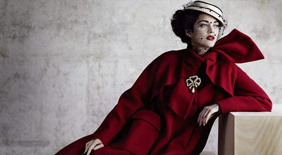 110 лет Кристиан Диор (Christian Dior) 16