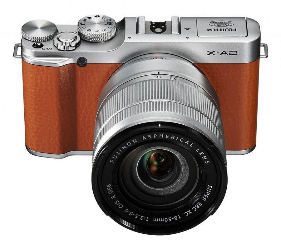 Беззеркальный фотоаппарат Fujifilm X-A2 2