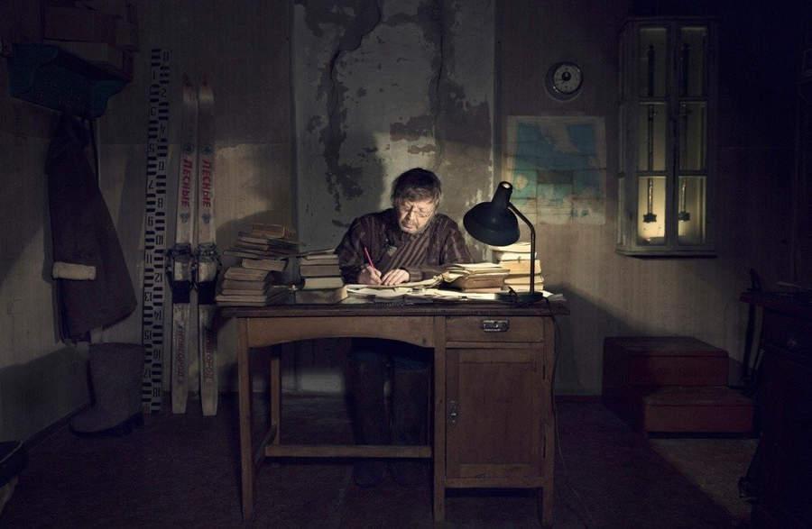 Евгения Арбугаева (Evgenia Arbugaeva) и Weather man 5