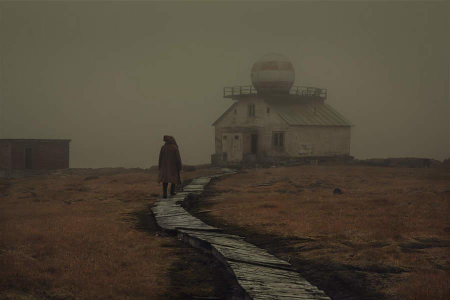 Евгения Арбугаева (Evgenia Arbugaeva) и Weather man 8