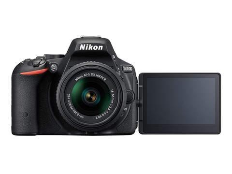 Фотоаппарат Nikon D5500 Анонс 2