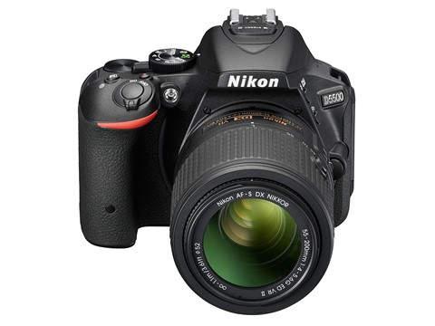 Фотоаппарат Nikon D5500 Анонс 3