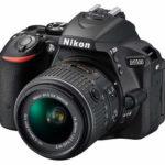 Фотоаппарат Nikon D5500. Анонс