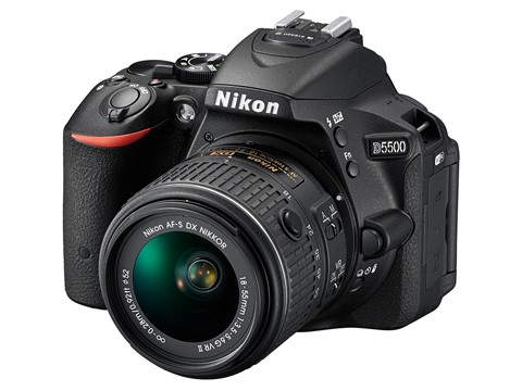 Фотоаппарат Nikon D5500 Анонс 4