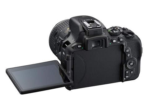 Фотоаппарат Nikon D5500 Анонс 5