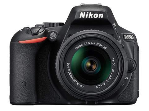 Фотоаппарат Nikon D5500 Анонс