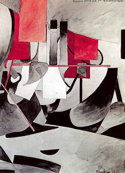 Франсис Пикабиа (Francis Picabia) и французский дадаизм 10