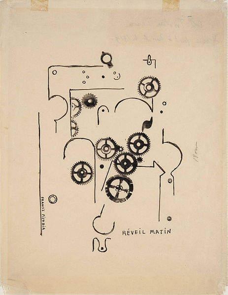 Франсис Пикабиа (Francis Picabia) и французский дадаизм 14