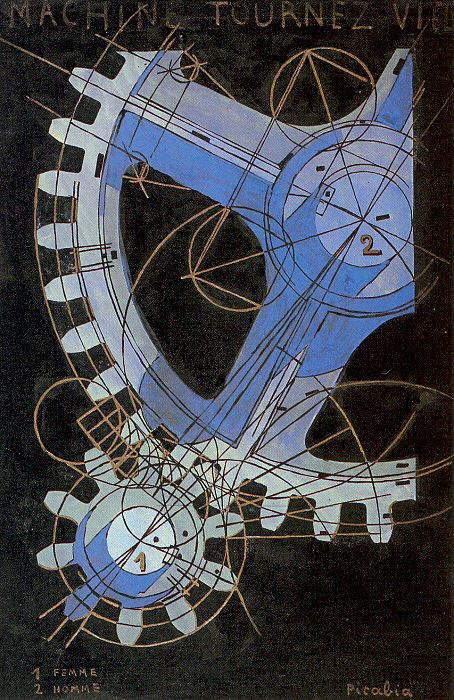Франсис Пикабиа (Francis Picabia) и французский дадаизм 18