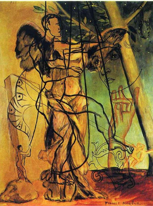 Франсис Пикабиа (Francis Picabia) и французский дадаизм 20