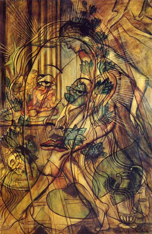 Франсис Пикабиа (Francis Picabia) и французский дадаизм 3