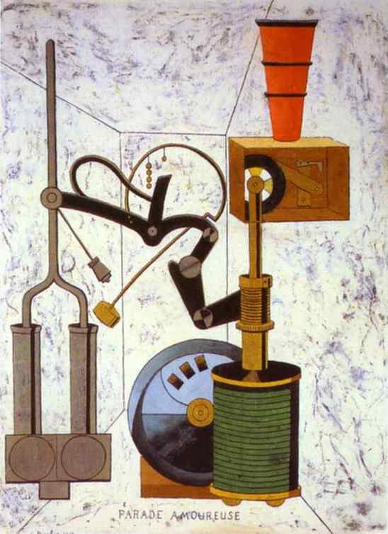 Франсис Пикабиа (Francis Picabia) и французский дадаизм 7