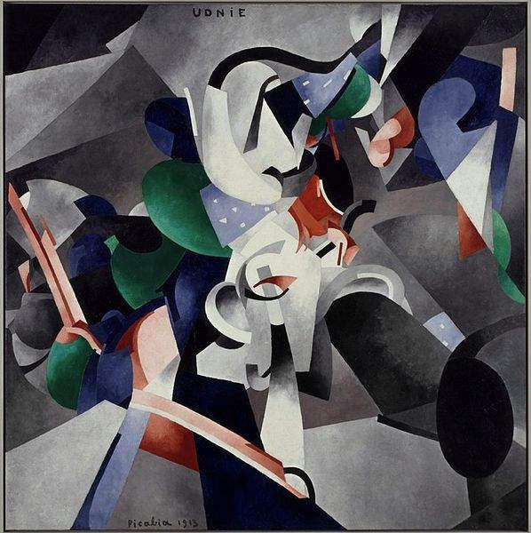 Франсис Пикабиа (Francis Picabia) и французский дадаизм 9