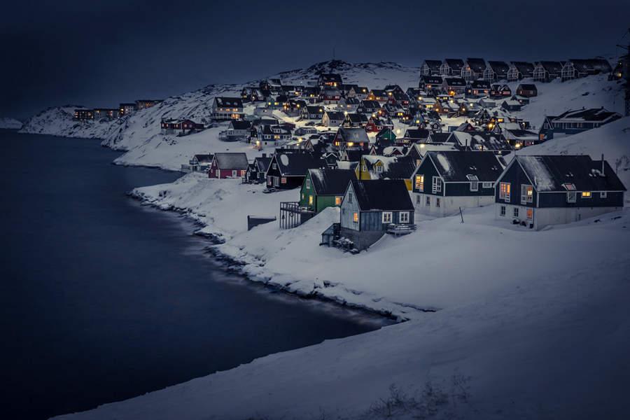 Гренландия Фотографии и интересные факты 2