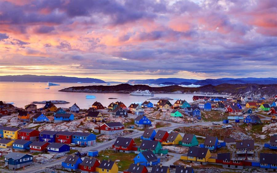 Гренландия Фотографии и интересные факты 4