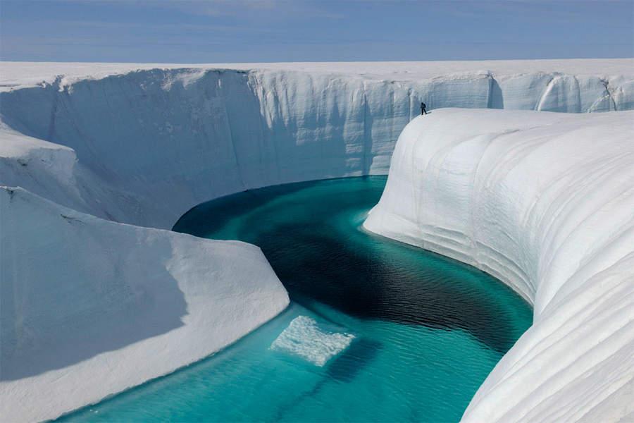 Гренландия Фотографии и интересные факты 6