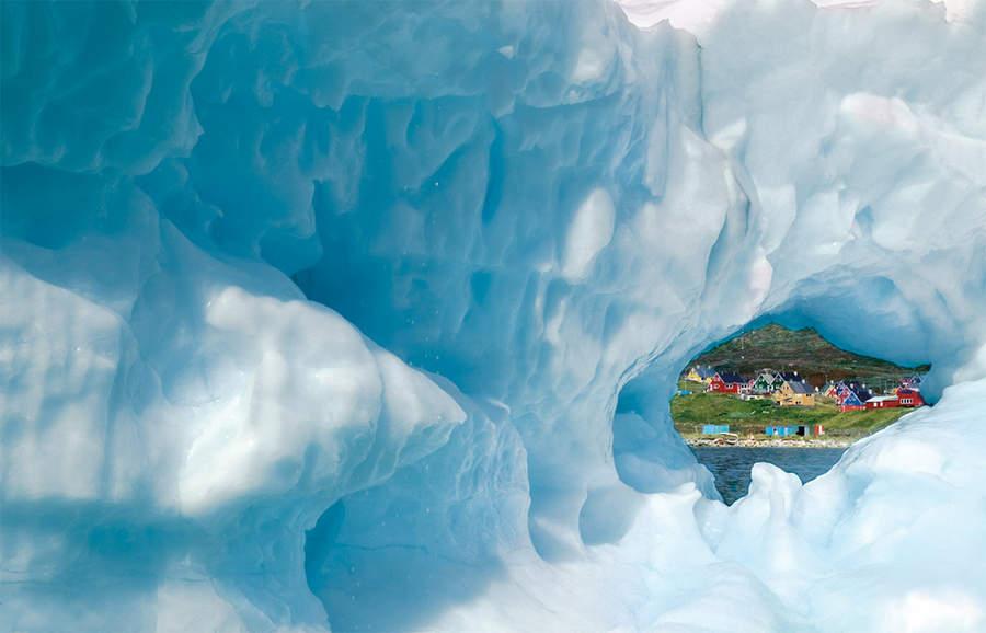 Гренландия Фотографии и интересные факты 7