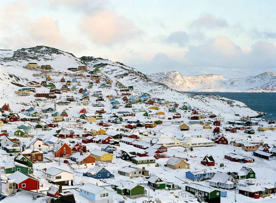 Гренландия Фотографии и интересные факты 9