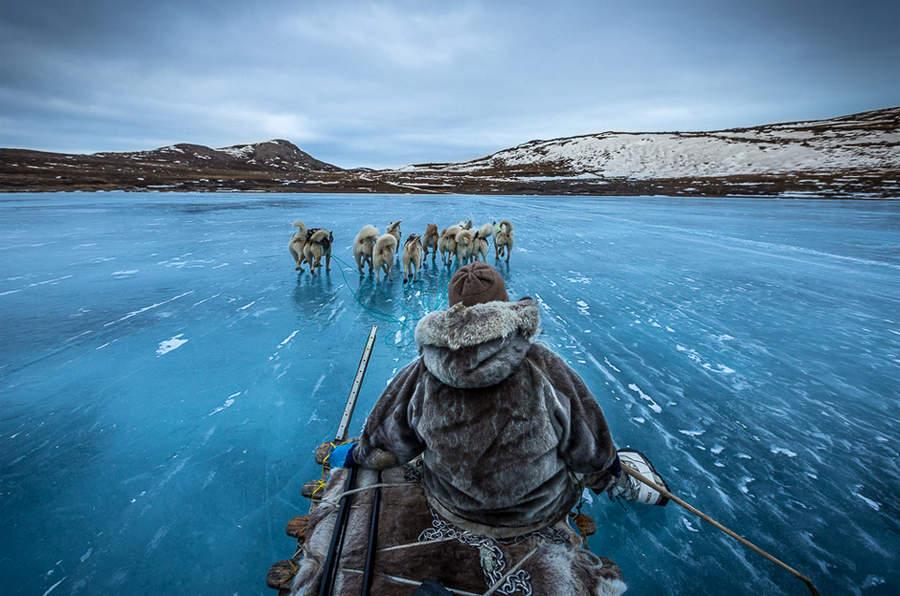Гренландия Фотографии и интересные факты