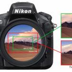 Кроп фактор фотоаппарата. Что это?