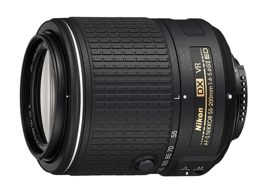 Объективы Nikon. FX 300 мм F / 4 и DX 55-200 мм F / 4-5.6 ED
