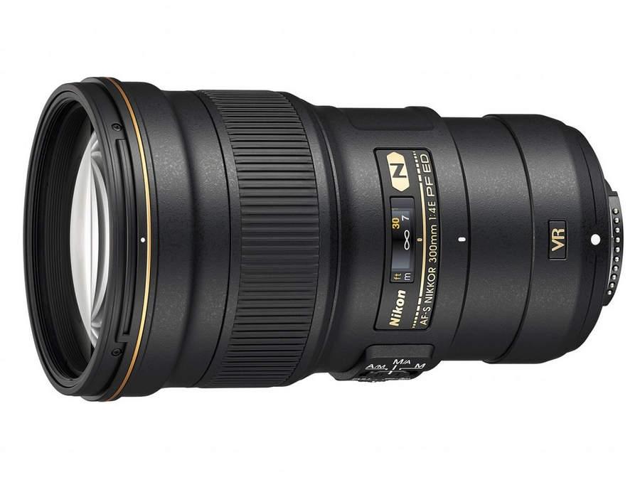 Nikon AF-S NIKKOR 300 мм F4 E PF ED VR