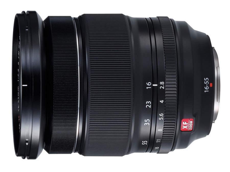 Объектив Fujifilm XF 16-55 мм F2,8 R LM WR