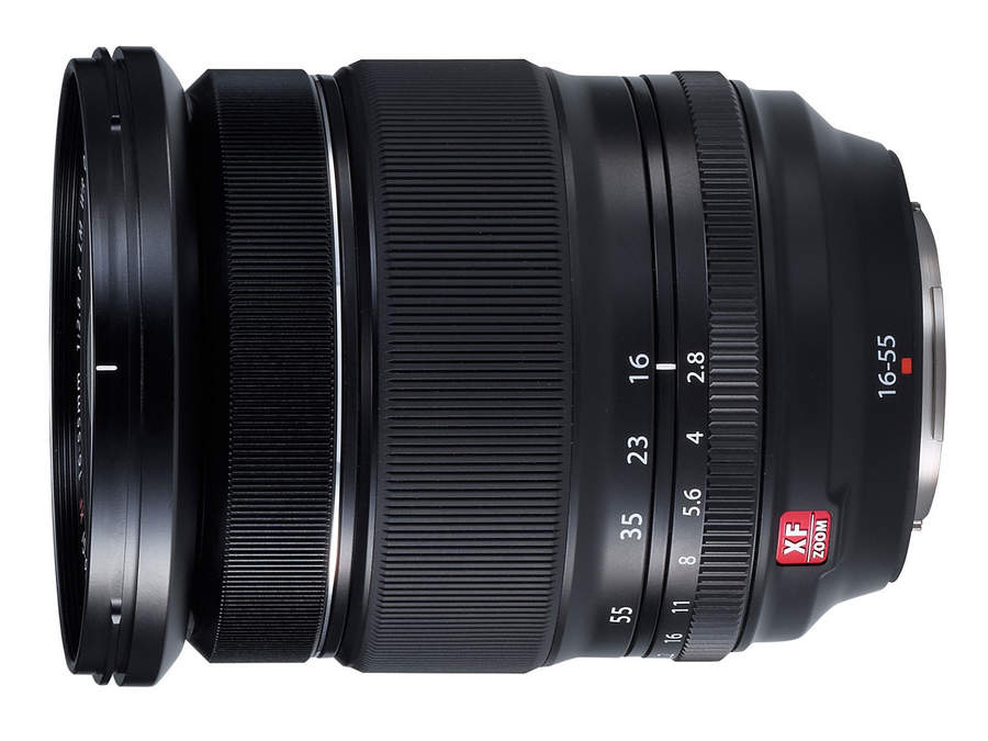 Объектив Fujifilm XF 16-55 мм F2.8 R LM WR