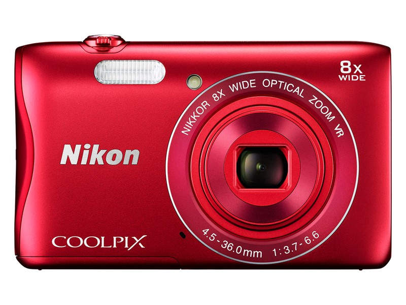 Основные особенности Nikon Coolpix S3700