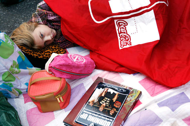 Rachel Papo и фотопроект Фанатки 5
