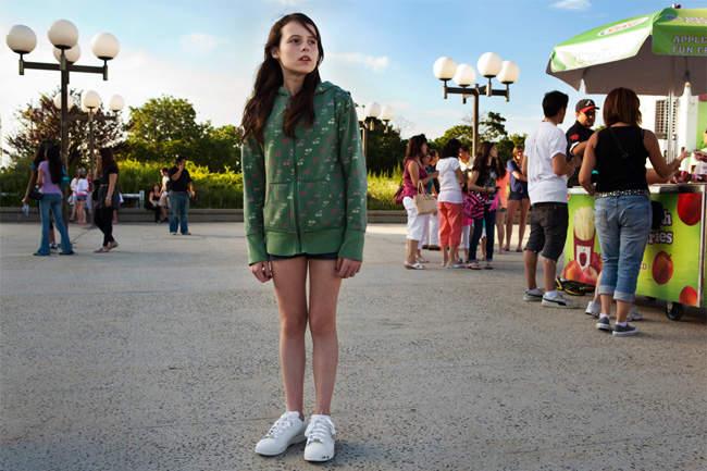 Rachel Papo и фотопроект Фанатки