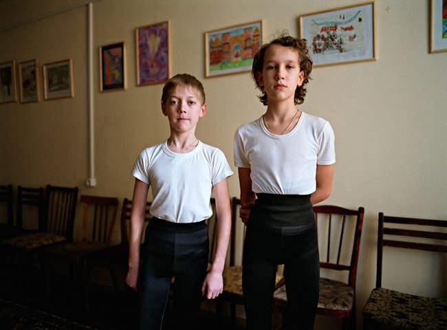 Рэйчел Папо (Rachel Papo) и фотопроект Отчаянное совершенство 17