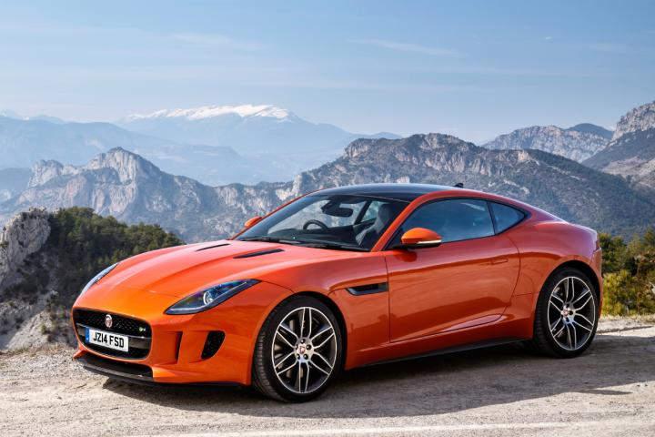 Самые мощные автомобили Jaguar F-Type