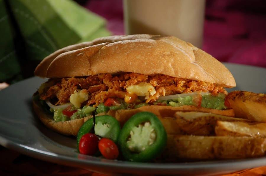 Самые необычные блюда Сэндвич из жареного мозга