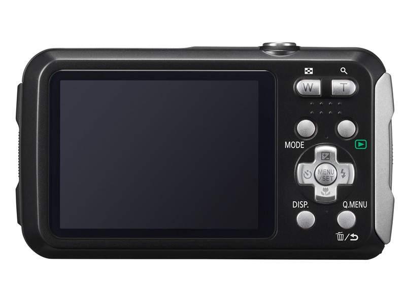 Ударопрочный фотоаппарат Panasonic LUMIX DMC-TS30 2