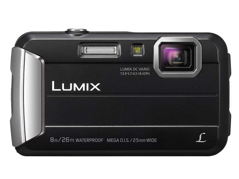 Ударопрочный фотоаппарат Panasonic LUMIX DMC-TS30