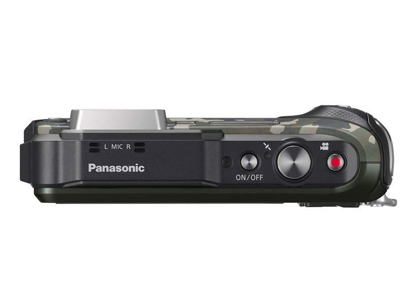 Ударопрочный фотоаппарат Panasonic LUMIX DMC-TS6 (TS6) 2